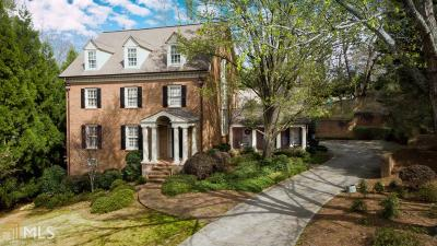 DeKalb County Single Family Home For Sale: 5373 Forest Springs Dr
