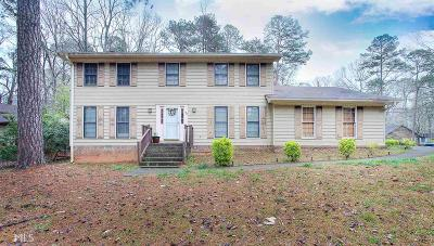 Stone Mountain Single Family Home New: 590 Post Rd