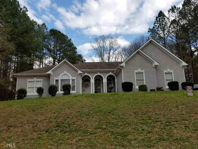 Clayton County Single Family Home New: 1866 Emerald Dr