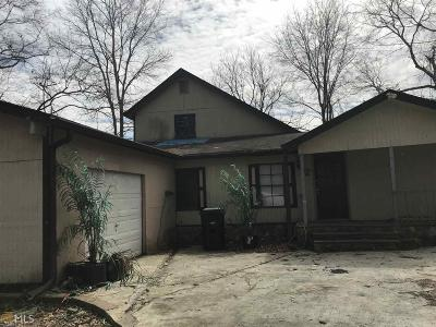 Conyers Single Family Home For Sale: 2347 NE Oakdale Rd
