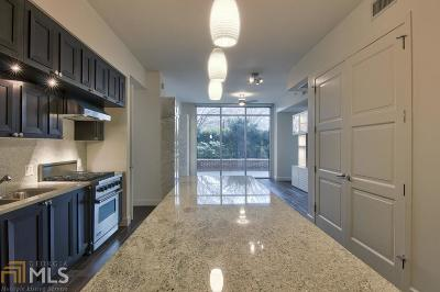 The Brookwood Condo/Townhouse For Sale: 1820 Peachtree Rd #306