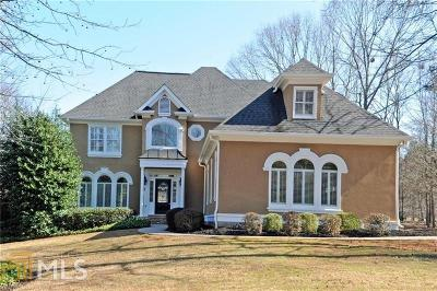 Alpharetta Single Family Home New: 14455 Eighteenth Fairway