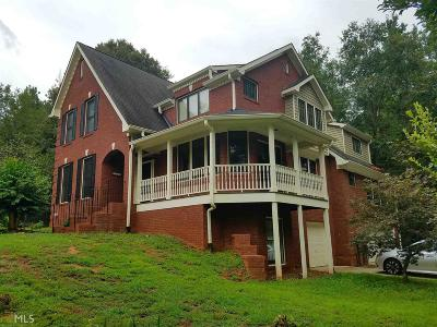 Rockdale County Single Family Home New: 1370 E Brandy Shoals