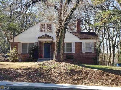Fulton County Single Family Home New: 2111 Delowe Dr
