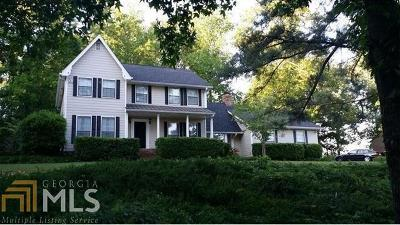 Clayton County Single Family Home For Sale: 8394 Seven Oaks Dr