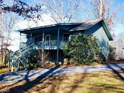 Blairsville Single Family Home For Sale: 5898 Murphy Hwy