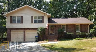 Roswell Rental For Rent: 275 Mansell Cir