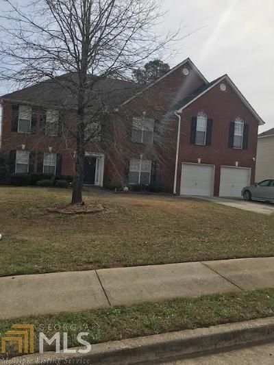 Decatur Single Family Home New: 3039 Kings Glen Trl