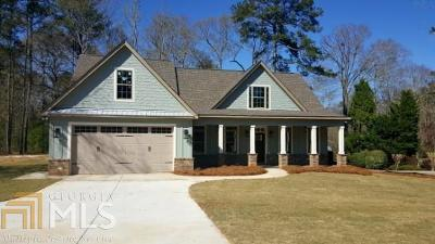 Butts County Single Family Home Under Contract: 193 James Moore Dr