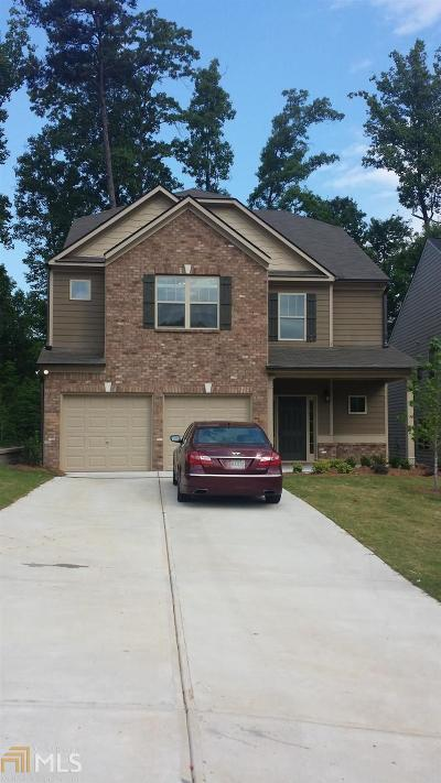Fulton County Single Family Home New: 3921 Kingfisher Dr