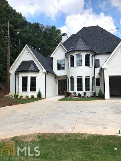 Roswell, Sandy Springs Single Family Home For Sale: 360 Windsor Pkwy