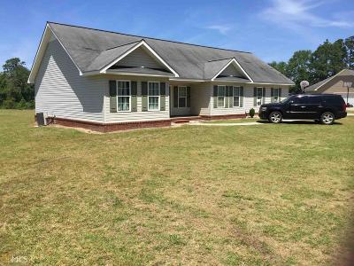 Statesboro Single Family Home For Sale: 5723 Burkhalter Rd