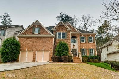 Smyrna Single Family Home For Sale: 452 Cooper Woods Ct