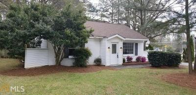 Smyrna Single Family Home For Sale: 2391 Old Spring Rd