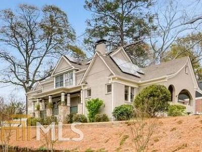College Park Single Family Home Under Contract: 1937 Cambridge Ave