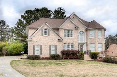 Johns Creek Single Family Home New: 10752 Brent Cir
