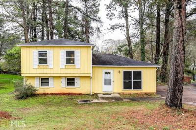 Decatur Single Family Home New: 3141 Flat Shoals Rd