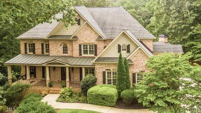 Roswell Single Family Home For Sale: 1390 Cashiers Way
