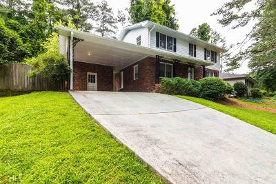 Decatur Single Family Home For Sale: 702 Webster Dr