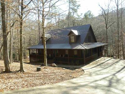 Sautee Nacoochee Single Family Home For Sale: 660 Laurelwood