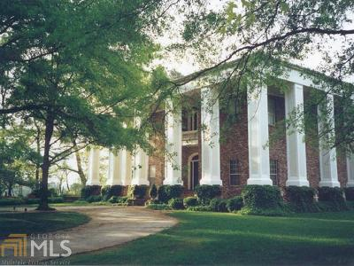 Fayette County Single Family Home Under Contract: 565 Harris Rd