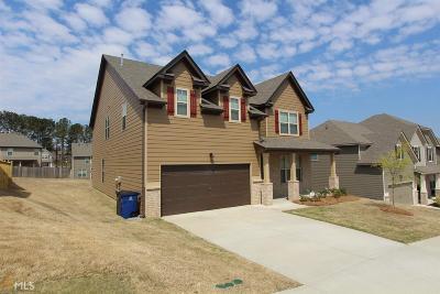 Lithia Springs GA Single Family Home New: $284,900