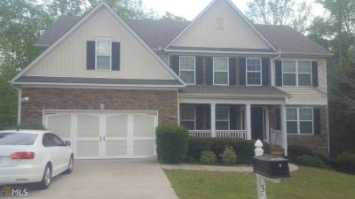 Snellville Single Family Home New: 3507 Valley Bluff Ln