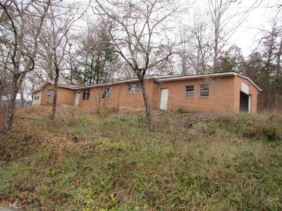 Towns County Single Family Home For Sale: 16 Sims Rd