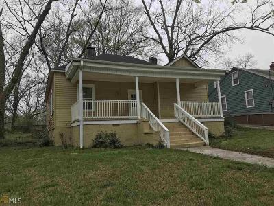 East Point Single Family Home For Sale: 2507 Maple