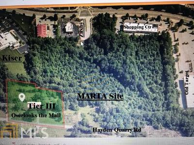 Lithonia Commercial For Sale: 7124 Hayden Quarry Rd