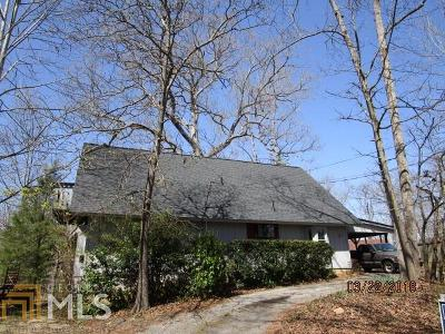 Elbert County, Franklin County, Hart County Single Family Home For Sale: 87 Rue Beau Rivage