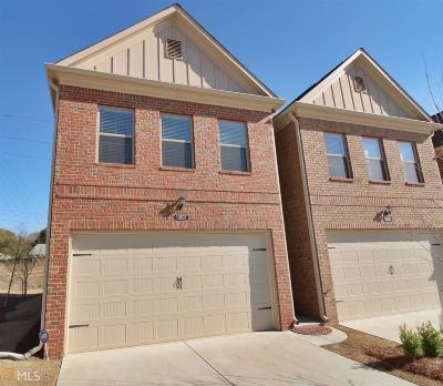 Fulton County Condo/Townhouse New: 10607 Naramore Ln