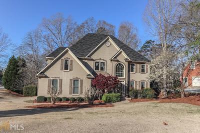 Peachtree City Single Family Home For Sale: 155 Interlochen Dr