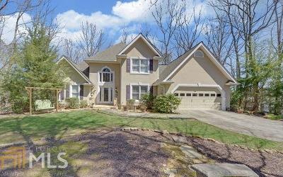 Clarkesville Single Family Home For Sale: 526 Crabapple Rd