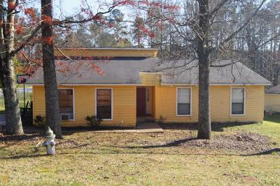 Snellville Single Family Home New: 2555 Rosedale Rd