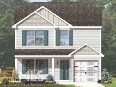 Villa Rica GA Single Family Home New: $155,490