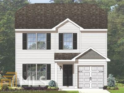 Villa Rica GA Single Family Home New: $154,490