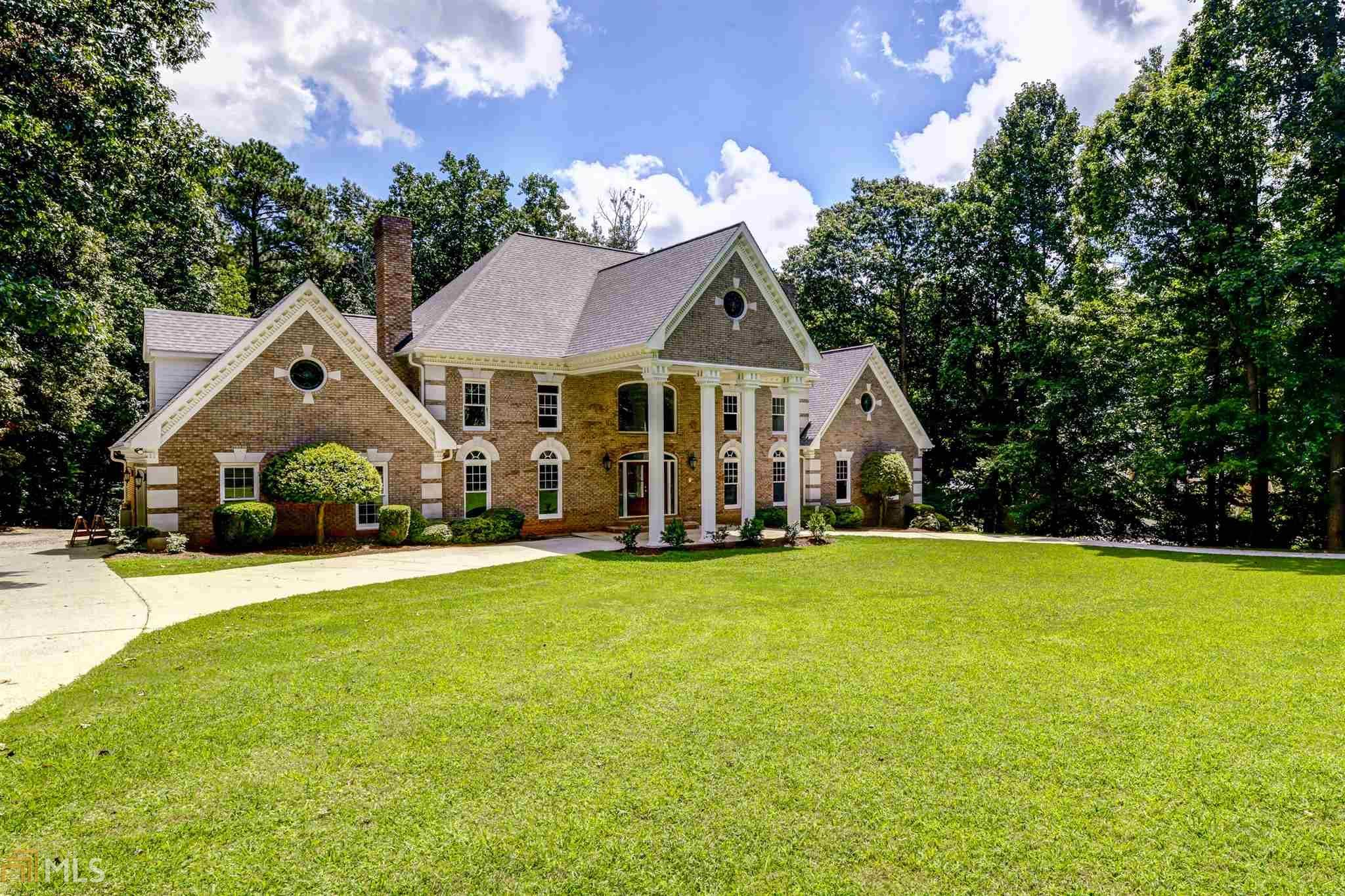 Wondrous 6 Bed 8 Bath Home In Stone Mountain For 734 000 Interior Design Ideas Inamawefileorg