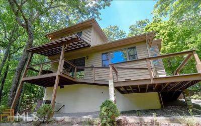 Hiawassee Single Family Home Under Contract: 1873 Watson Ln