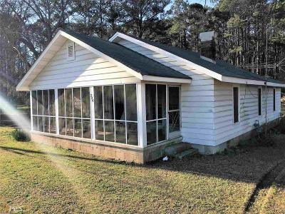 Fayetteville Single Family Home New: 720 E Lanier Ave