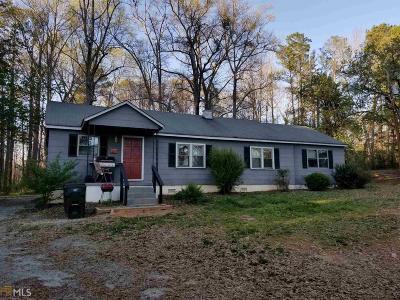 Sharpsburg Single Family Home For Sale: 2784 E Highway 16
