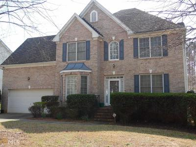 Stone Mountain Single Family Home For Sale: 6815 Deer Trail Ln #1017