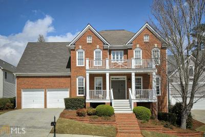 Alpharetta GA Single Family Home New: $500,000