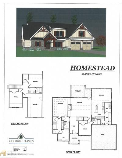 Locust Grove Single Family Home New: 160 Petaluma Pl #160