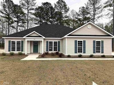Statesboro Single Family Home For Sale: 204 Stonebrook Way #82
