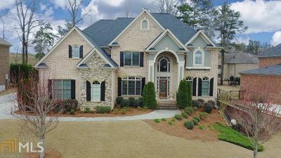 Buford Single Family Home New: 2471 Walkers Glen Lane