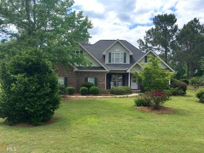 Statesboro Single Family Home New: 1319 Kermit Dr