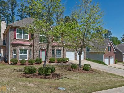 Ellenwood Single Family Home Under Contract: 3534 Mortons Landing Dr