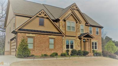 Buford Single Family Home New: 4987 Summer Wind #1
