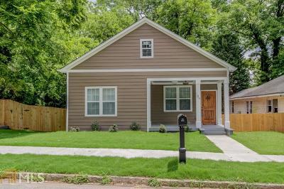 Mozley Park Single Family Home For Sale: 186 Racine St